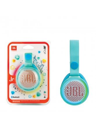 JBL JR POP Kids Portable Bluetooth Speaker - Aqua Teal