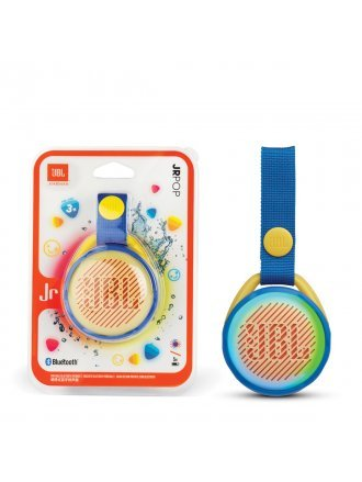 JBL JR POP Kids Portable Bluetooth Speaker - Cool Blue
