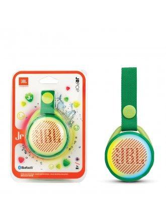JBL JR POP Kids Portable Bluetooth Speaker - Froggy Green