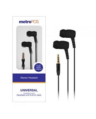MetroPCS 3.5mm Stereo Handsfree