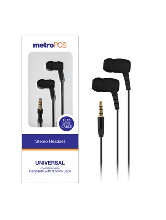 MetroPCS 3.5mm Stereo Handsfree
