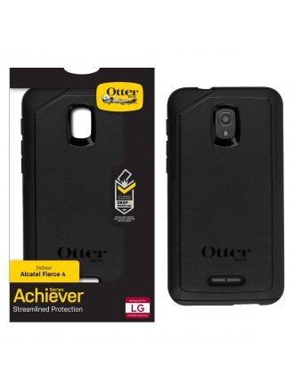OtterBox Achiever Case for Alcatel Fierce 4 - Black