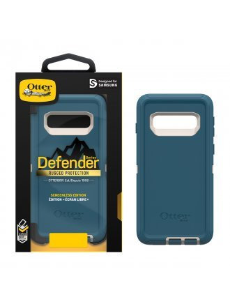 OtterBox Samsung Galaxy S10 Defender Series Screenless Edition Case - Big Sur