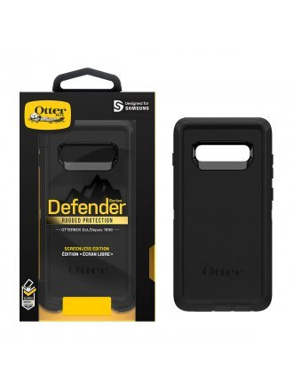 OtterBox Samsung Galaxy S10+ Defender Series Screenless Edition Case - Black