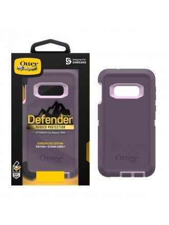 OtterBox Samsung Galaxy S10e Defender Series Screenless Edition Case - Purple Nebula