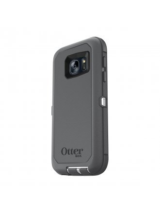 Quikcell Samsung Galaxy S7 DUO 2-Tone Protective Shield - Black