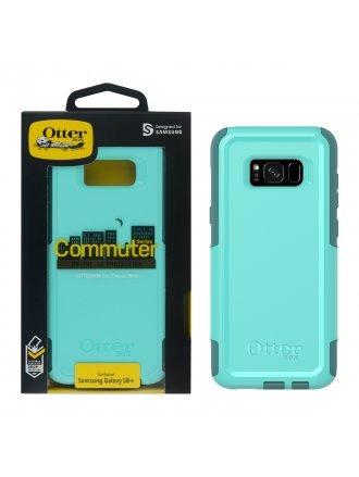 OtterBox Samsung Galaxy S8+ Commuter Series Case - Aqua Mint Way