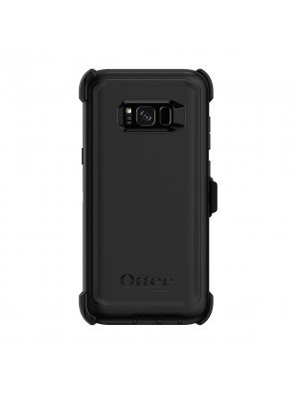 OtterBox Samsung Galaxy S8+ Defender Series Case - Black