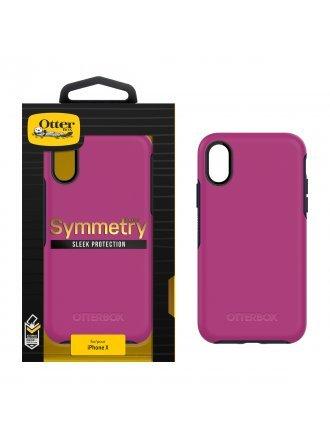 OtterBox Apple iPhone X Symmetry Series Case - Mix Berry Jam