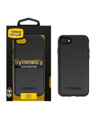 Otterbox Symmetry Series for Apple iPhone 8 - Black