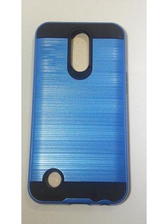 LG ARISTO 2 BRUSHED MATEL BLUE BLACK