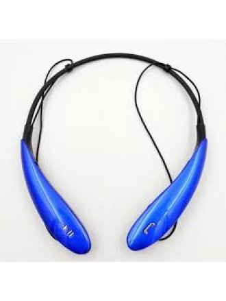Bluetooth HEAD PHONE NECK vAcc HBS900 Blue