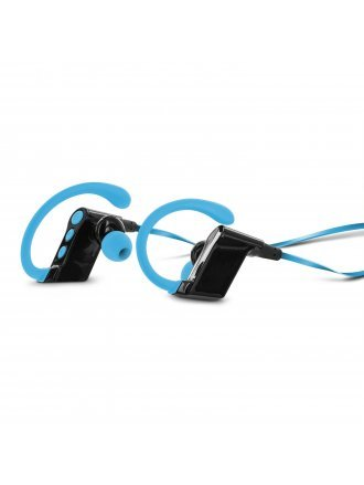Aduro Amplify SBN80 Wireless In Ear Bluetooth Stereo Headset  Built In Mic blue