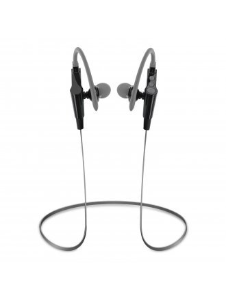 Aduro Amplify SBN80 Wireless In Ear Bluetooth Stereo Headset  Built In Mic (Grey)