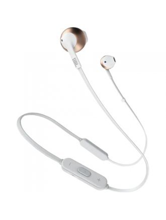 JBL Tune 205 Wireless earbuds BT in Rose Gold