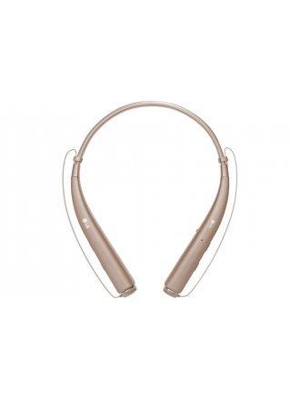 LG Tone Pro Premium Wireless Stereo Headset - Gold