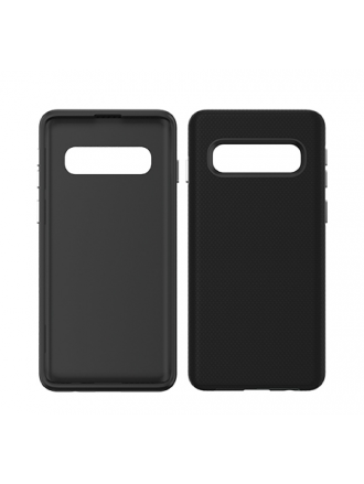 "Body Glove Traction Pro Dual Layer Case Samsung Galaxy S10+ Plus (6.4"") - Black"