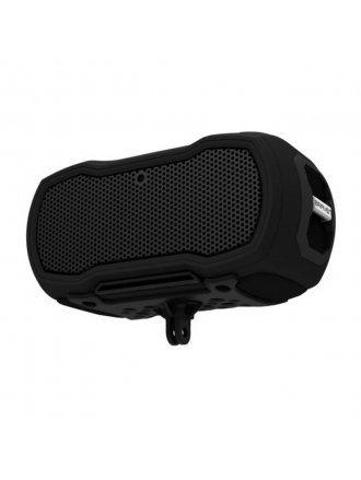 Braven Ready Pro Bluetooth® Portable Smart Speaker - Black, Tan & Titanium