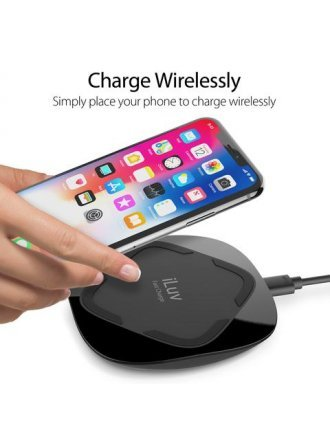 iLuv Qi Fast Wireless Charger