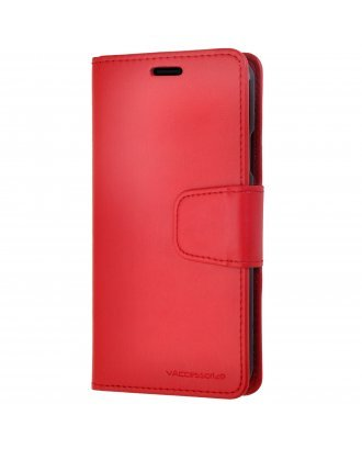 FOXXD MIRO CZERNY WALLET BLACK RED