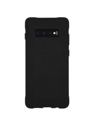 Samsung Galaxy S10 Case-Mate Black (Smoke) Tough Case