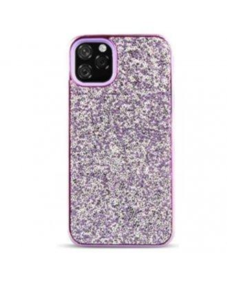 Apple iPhone 11 Pro Max 6.5 Diamond Case Purple
