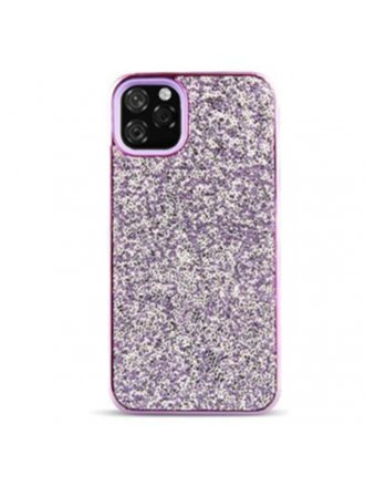 Apple iPhone 11 Pro Max 6.5 Diamond Case Purple