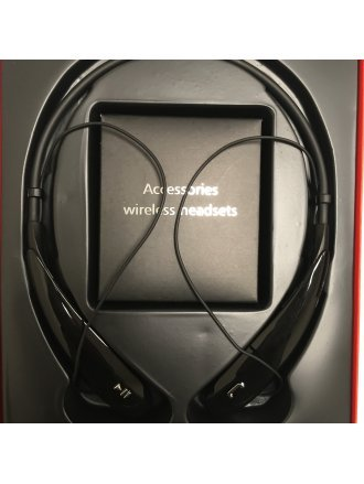 Blutooth HEAD PHONE NECK vAcc HBS800 Hard Box Black