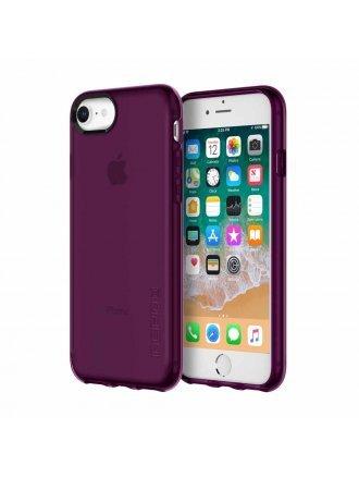 Incipio iPhone 6/7/8 NGP Pure Clear Flexible Impact Resistant Case Plum