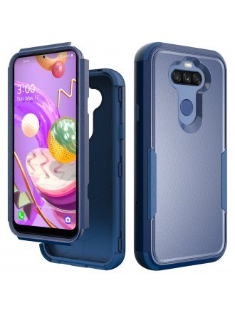 Samsung Galaxy A11 Commander Case Blue Navy