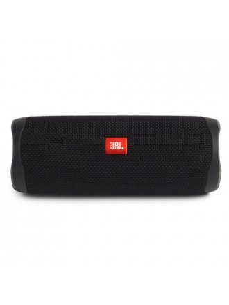 JBL FLIP5 Waterproof Portable Bluetooth Speaker - Black