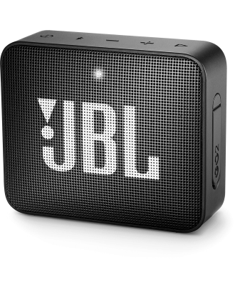 JBL GO 2 Portable Wireless Speaker (Midnight Black)