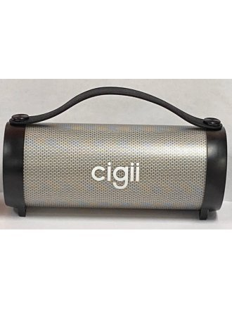 Cigii Wireless Bluetooth  Speaker LED With FM S11A & Built in Powerbank