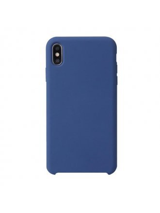 Apple iPhone Silicone Case Cover # Blue 6/6s