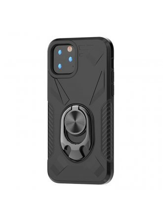 Apple iPhone 11 5.8 Ring Case Black Black