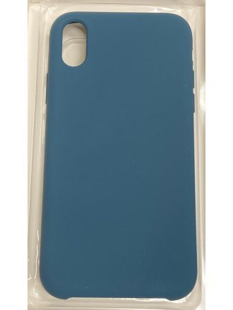 Apple iPhone Silicone Case Cover # Dark Turquoise  6/6s