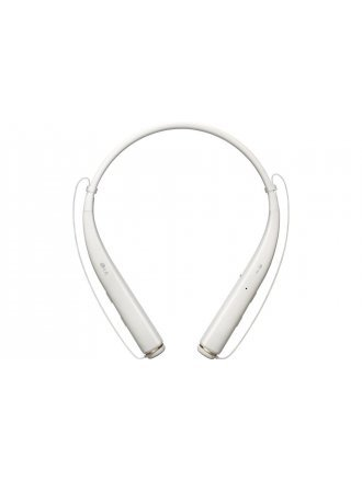 LG Tone Pro Premium Wireless Stereo Headset - White