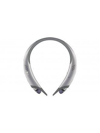 LG Tone Active+ Premium Wireless Bluetooth Headset - Silver