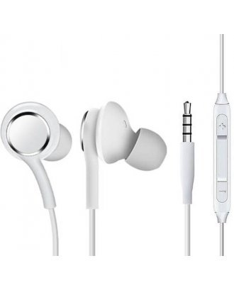 SOUNDZ STEREO EARPHONES WITH REMOTE AND MIC SLIVER