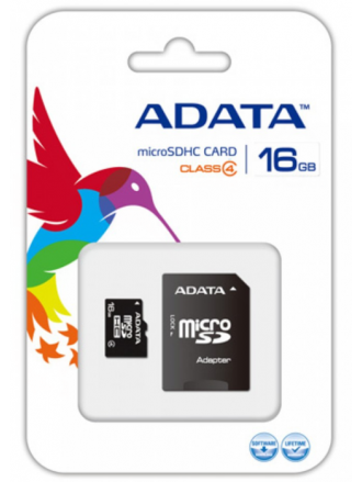 Adata Micro sd card 16GB