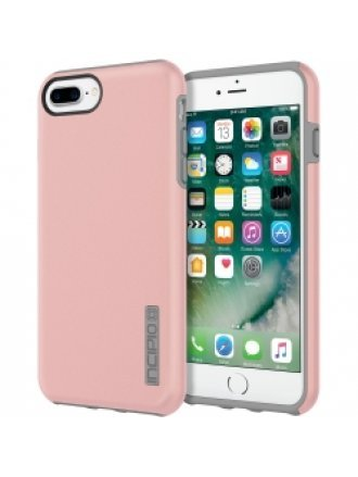 Incipio Dualpro for iphone  7+/6+/6S+  in Rose Gold/Grey