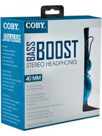 COBY - CVH 802 BLUE
