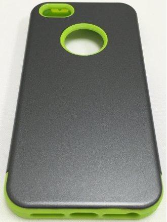 iphone 5/5S/SE  ARMOR CASE  gray green