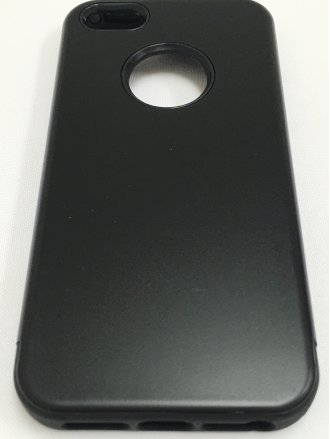 iPhone 5/5S/SE  ARMOR CASE  black black