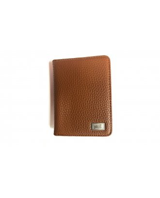 Power Bank with Small Wallet Brown