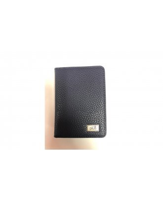 Power Bank with Small Wallet Black