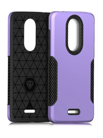 CoolPad legacy Combo Case Cover Purple