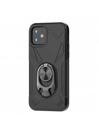 Apple iPhone 11 6.1 Ring Case Black Black