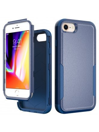 Apple iPhone 6 / 7 / 8 / SE2 / SE 2020 Commander Case Navy Blue