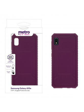 Metro by T-Mobile Samsung Galaxy A10e TUFF Rugged Protective Case – Pink